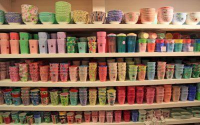 Mugs de porcelana, las tazas ideales para el desayuno