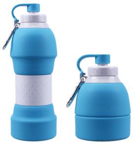 Botella Plegable Tecnhogar.com