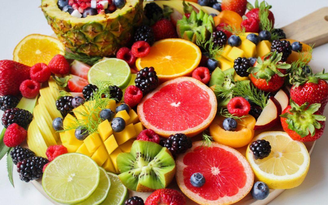 Las 7 mejores frutas para adelgazar y llenarte de energía.