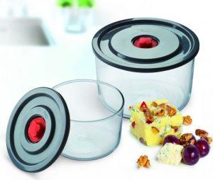 Como organizar la comida y reducir el plástico en la cocina. 3